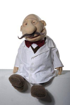 Puppe Gustav Obermeyer