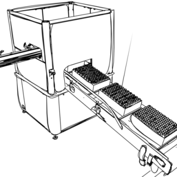 TZS110 Tubenzuführsystem Skizze