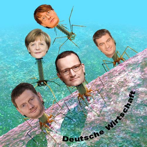 Deutsche Politik Corona